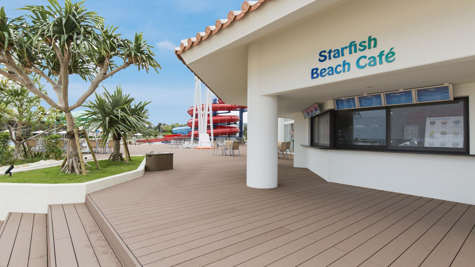 Starfish Beach Cafe